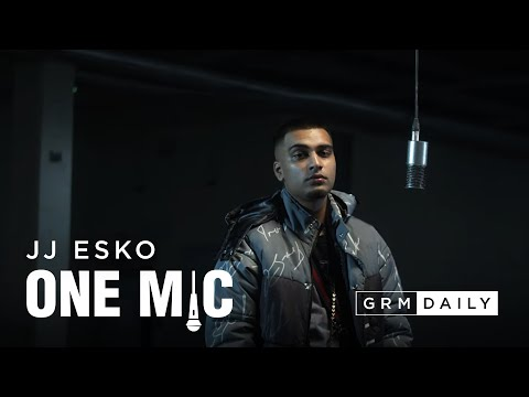 JJ Esko – One Mic Freestyle | GRM Daily