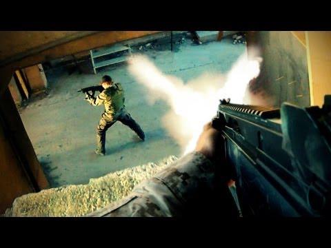 這個COS槍戰影片,已經威到可以拍成電影賣了!