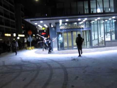 Tampereen Stockmann saa kyytiä