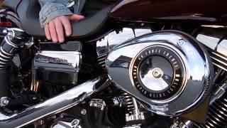 10. 2011 Harley-Davidson Dyna Super Glide Custom FXDC