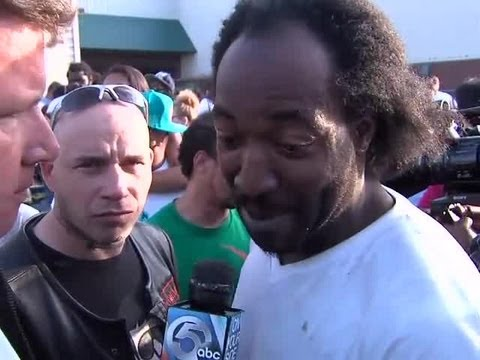 Charles Ramsey Cleveland Rescue Interview