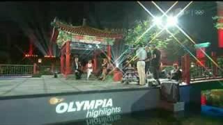 ZDF Olympia Highlights (Olympiatag 4) 12.8.2008: Der Deutschlandachter blamiert sich. Die Analyse der Vorgeschichte.