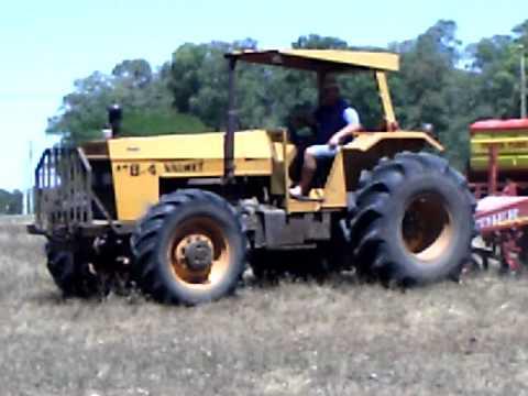 Plantando Soja em São Vicente do Sul /RS..... Video  1
