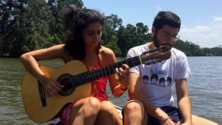 Música de Luiza Brina gravada no Rio Preguiças (Barreirinhas - MA), com Marcos LamyImagem: Ingrid AssisEdição: João Simas