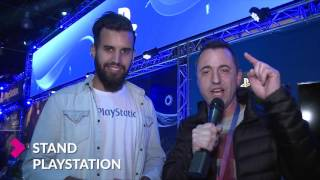 PlayStation en Argentina Game Show 2016
