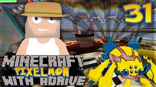 Minecraft PIXELMON with aDrive! Ep31 THE FINAL GYM! - PocketPixels Red Let's Play! by aDrive