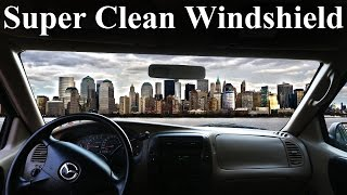 Download Youtube: How to Super Clean the INSIDE of Your Windshield (No Streaks)