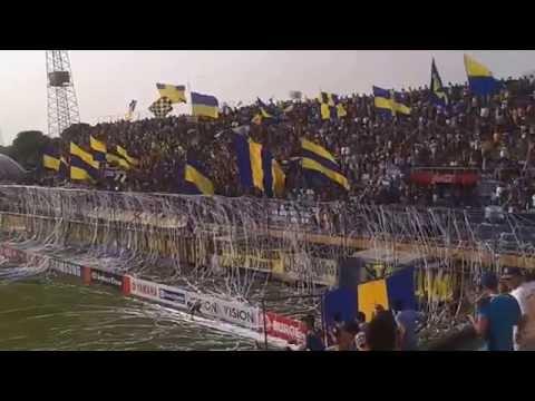 Recibimiento de CHANCHOLIGAN'S (Luqueño vs Guarani, Clausura 2014) - Chancholigans - Sportivo Luqueño