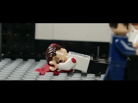 The Belko Experiment (Lego Trailer)