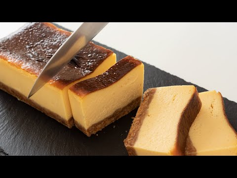 Cheesecake Panggang  Cream Cheese Terrine|HidaMari Cooking