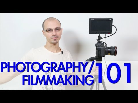 DSLR Basic Settings Tutorial – Photography/Videography 101