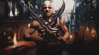 GOW 1&2 CUTSCENES WITH TYLER1
