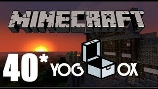 Minecraft Yogbox - Let's Play! Ep 40 (Officially Over 9000)