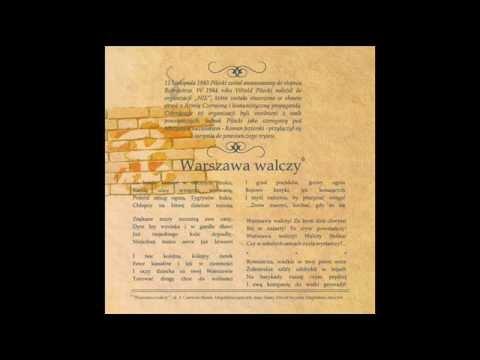 Tekst piosenki Forteca - Warszawa walczy po polsku