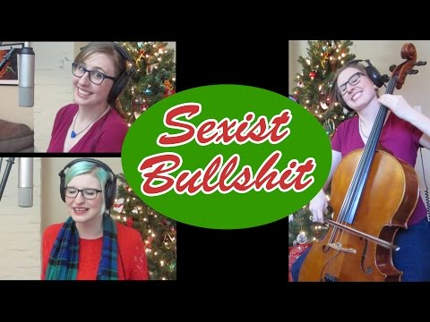 sexist - Merry Christmas from us. We love most of you. Song starts at 0:19 This song was written for Cards Against Humanity's https://www.holidaybullshit.com/ Download song (pay-what-you-want): https://thed...