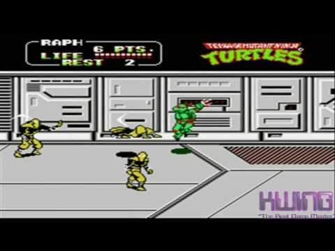 preview-Teenage Mutant Ninja Turtles 2: Arcade Game Review Part 3 (Kwings)