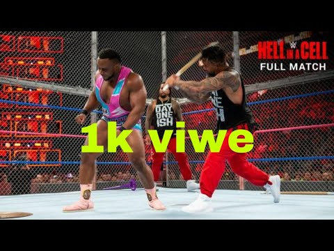 The New day vs The Usos Tag Team Tittle Full Match