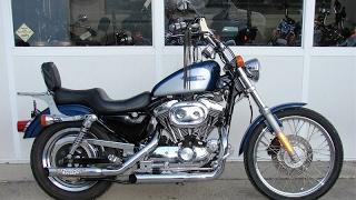 5. 2000 Harley Davidson XLH 1200 Sportster 1200 FOR SALE