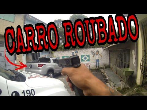 ROTINA POLICIAL PT.14 - ENCONTRAMOS O CARRO ROUBADO -  SD FSILVA