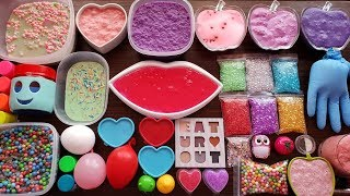 Download Video Slime Smoothie - Mixing Old Slimes and More Stuff & Slushie Beads MP3 3GP MP4