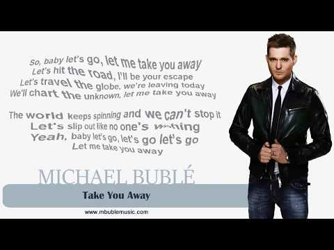 Michael Buble Take You Away Chords Lyrics How To Play Guitar