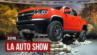 Chevrolet ZR2 is the off road truck we've been waiting for by Roadshow