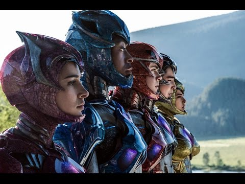 Preview Trailer Power Rangers, trailer italiano