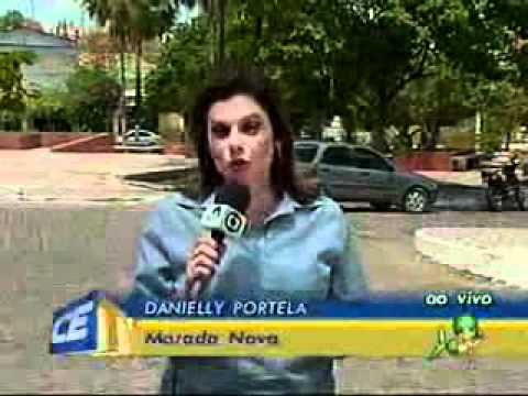 2ª parte - Caravana Verdes Mares em Morada Nova   TV Verdes Mares.