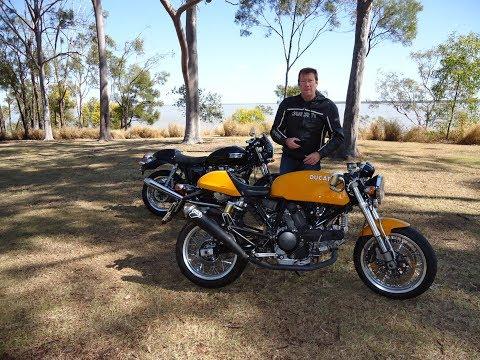 08 Ducati Sport 1000 Killarney to Queen Mary Falls