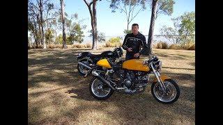 2. 2008 Ducati Sport 1000 Sportclassic Motorcycle