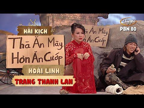 Hài Hoài Linh - Thà ăn mày hơn ăn cướp
