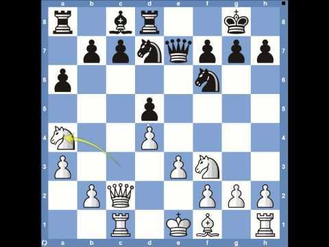 Levon Aronian vs Magnus Carlsen Round 1 – 2013 Candidates Chess Tournament