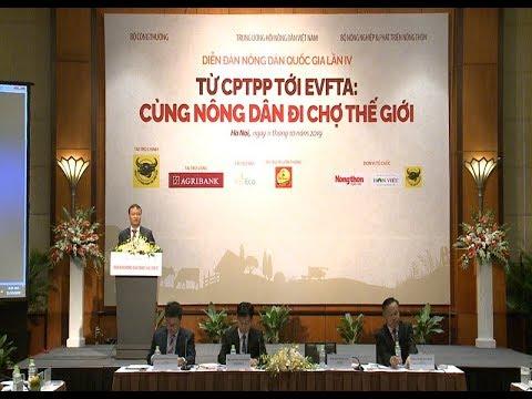 Từ CPTPP đến EVFTA: Cùng nông dân đi chợ thế giới