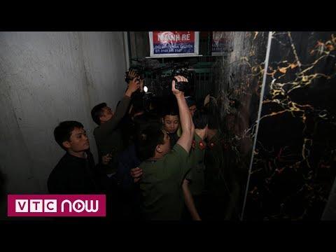 Hình ảnh khám nhà ông Phan Văn Vĩnh | VTC1 - Thời lượng: 3 phút, 48 giây.