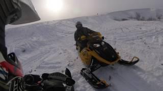 8. 550f Hill climb