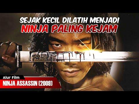 PEMBALASAN DENDAM SANG NINJA | ALUR FILM NINJA ASSASSIN (2009)