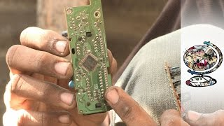The E-Waste Curse: The deadly effect of dumping E-waste in Pakistan Pakistan has become an illegal dumping ground for some of the 50 million tons of e-waste ...