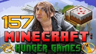Minecraft: Hunger Games w/Mitch! Game 157 - Harlem Shake Cake!