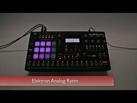 Hands-On Review: Elektron   Analog Rytm