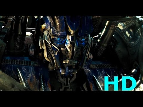 Optimus Prime vs. Megatron ''Final Battle'' - Transformers-(2007) Movie Clip Blu-ray HD Sheitla