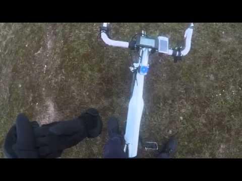 Güneş enerjisi ile çalışan bisiklet: Solar Bike