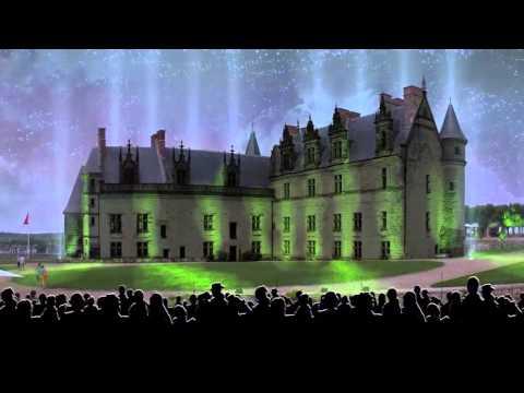Spectacle nocturne la prophétie d'Amboise