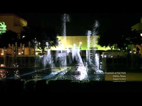 Fountain Fun in Dallas