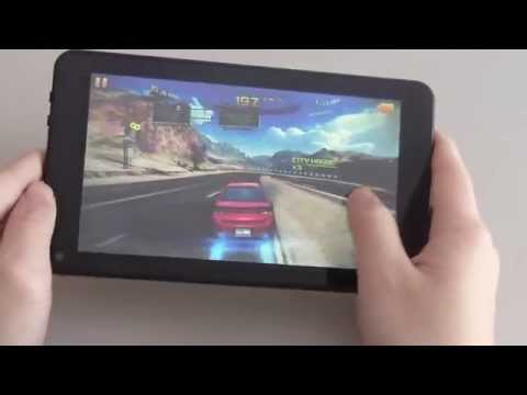 NeuTab® X7 7'' Quad Core Google Android 4.4 KitKat Tablet Review - Best tablet under $100!