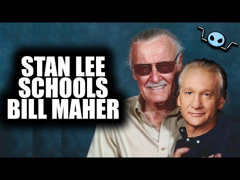 Stan Lee's company DESTROYS Bill Maher in reponse