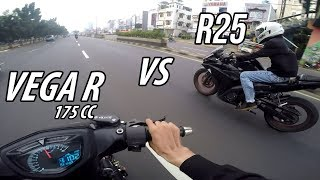 Video SUNMORI R25 VS VEGA R 175CC MP3, 3GP, MP4, WEBM, AVI, FLV Juni 2018