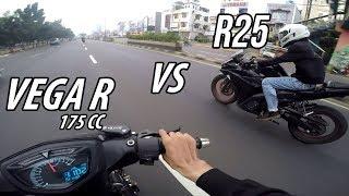 Video SUNMORI R25 VS VEGA R 175CC MP3, 3GP, MP4, WEBM, AVI, FLV Oktober 2018