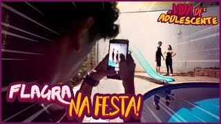 Video ACONTECEU ALGO NA FESTA!! - VIDA DE ADOLESCENTE #5 [ REZENDE EVIL ] MP3, 3GP, MP4, WEBM, AVI, FLV Juni 2018
