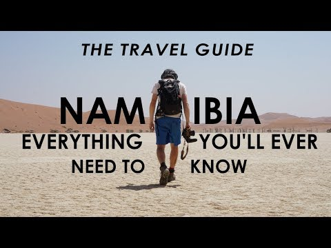 Tips When Choosing a Namibia Guide