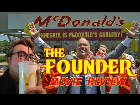 THE FOUNDER | Movie Review | I'm Lovin' It